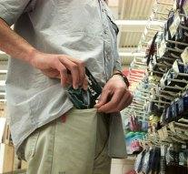 Esztergomi áruházból lopott a bajnai férfi