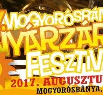 XIV. Mogyorósbányai Nyárzáró Fesztivál