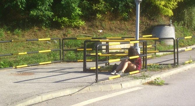 Eltévedt lánynak segítettek a pilisjászfalui polgárőrök