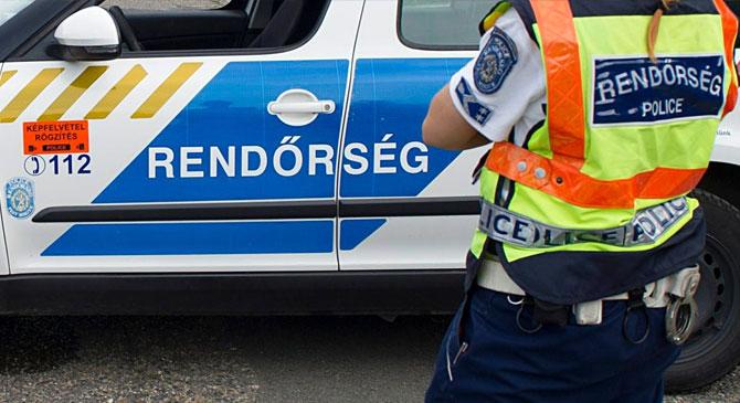 Körözött személyt fogtak el az esztergomi rendőrök
