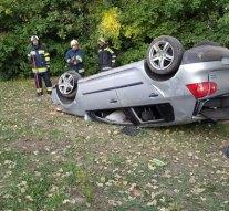 Halálos autóbaleset Tökön