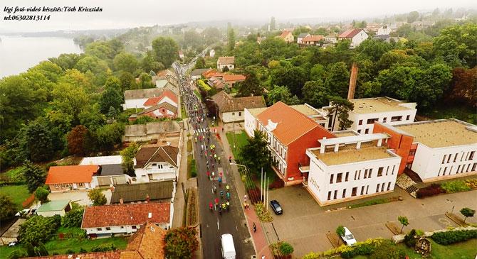 450 kerékpáros szelte át a Lábatlan-Karva Maratont