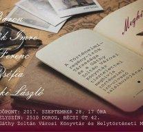 Történelmi író-olvasó találkozó