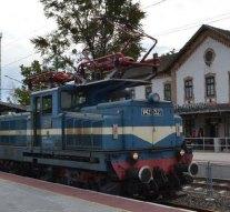 Az első villamos mozdony a vasútvonalunkon