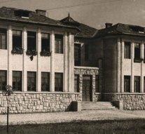 Dorogi Barangolások: Bányaiskola épületei