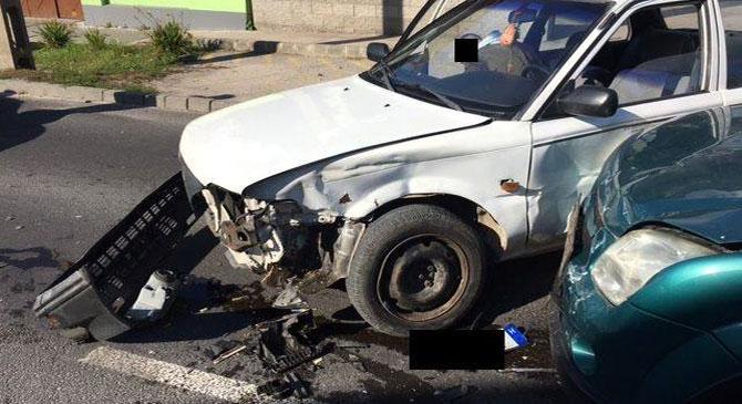 Autóbaleset Piliscsabán