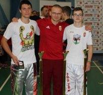 Dorogi aranyak a Czech Openről
