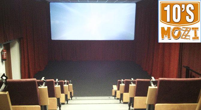 Márciusi műsorok a nyergesi moziban