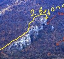 Turistautat terveznek a pilisi ősember barlangjához