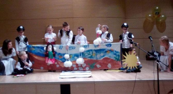 Richter ovis sikerek a rendőrségi bábversenyen