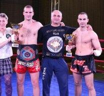 Európai-bajnoki övet nyert Pokorni Ádám