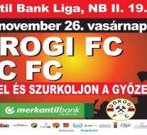A Vác FC látogat Dorogra