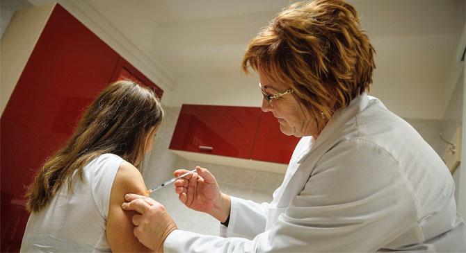 Térségünkben is egyre több az influenzás beteg