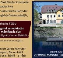 Könyvbemutató Esztergomban