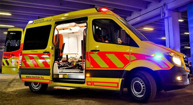 Bajban vannak a dorogi mentősök