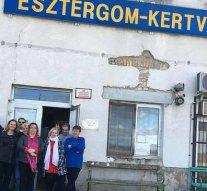 Búcsúzik az Esztergom-kertváros vasútállomás
