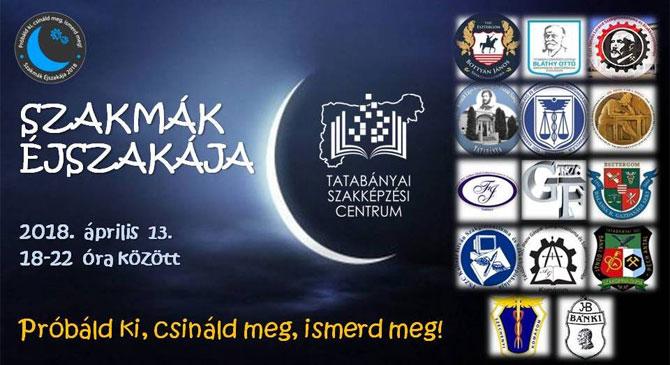Szakmák Éjszakája Esztergomban