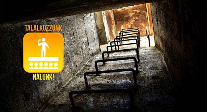 Túra a Strázsa-hegyi bunkerbe