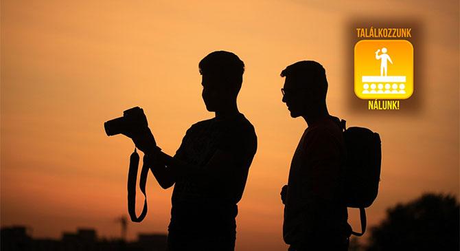 Fotós tábort szerveznek Esztergomban