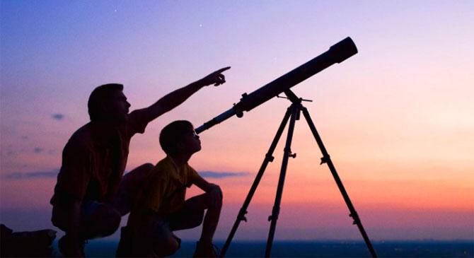 Csillagászat Napja Dorogon és Esztergomban