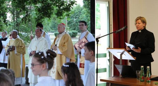 Kiállítás, konferencia és szentmise a dorogi Európa Napon