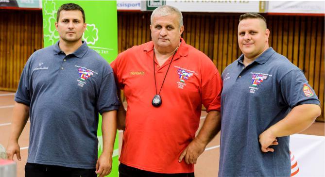 Magyarország-Szlovákia erős emberek verseny