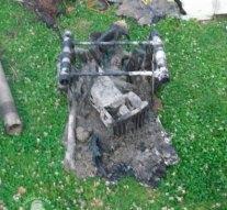 Elektromos szivattyú égett Nyergesen