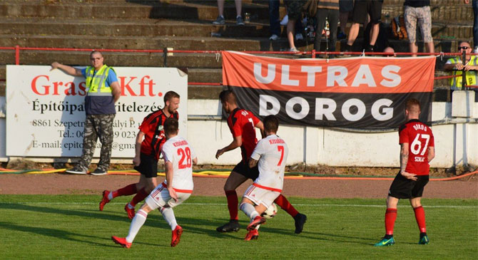 Nyolc játékos távozik a Dorogi FC-től