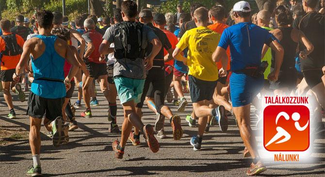 Szomszédoló futás Nyergesújfalun