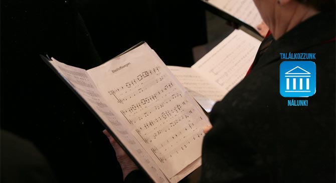 Énekkari hangverseny Csolnokon