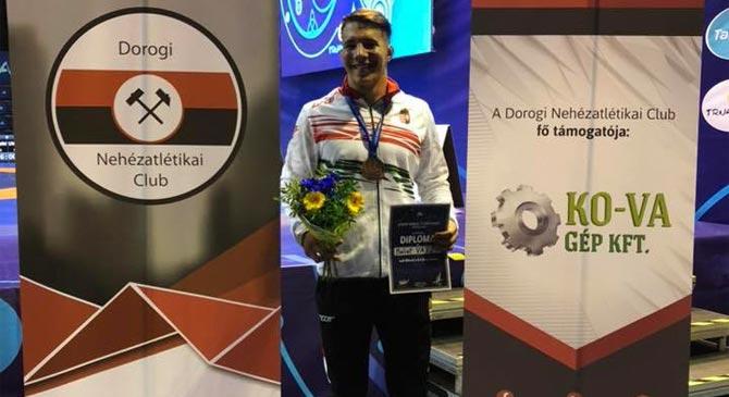Dorogi siker a birkózó Junior Világbajnokságon