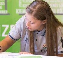 Egy dorogi lányt üdvözölhetünk az MKSZ Elit Programban
