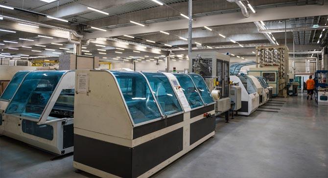 A nyergesújfalui papírgyár egy újrahasznosítási programhoz csatlakozott