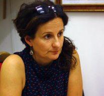 Morva Emília volt az esztergomi könyvtár vendége