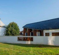 Felszentelték a Dorogi Református Egyházközség gyülekezeti házát