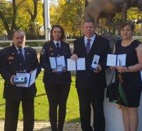 Megyei kitüntetések kerültek átadásra október 23. alkalmából