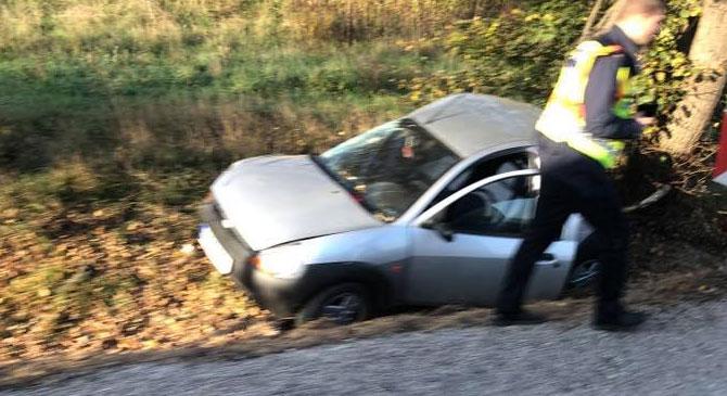 Leányváron és Esztergom-kertvárosban is baleset történt hétfőn