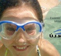 Sikeresen lezajlott az Új-Hullám SE pályázati úszásoktatási programja
