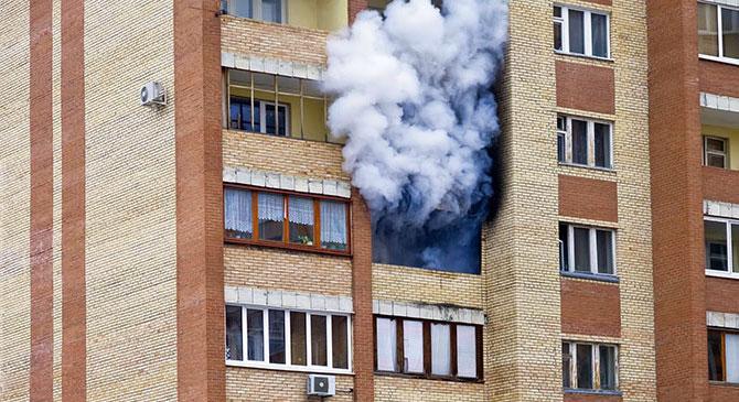 Tűzmegelőzés: Társasházak napja Esztergomban