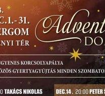 Advent Esztergomban