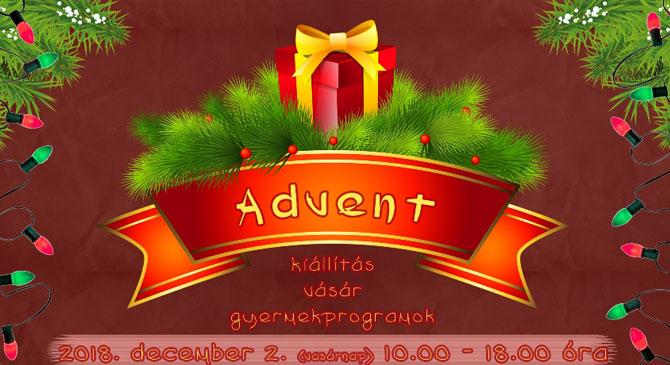 Adventi programok Táton