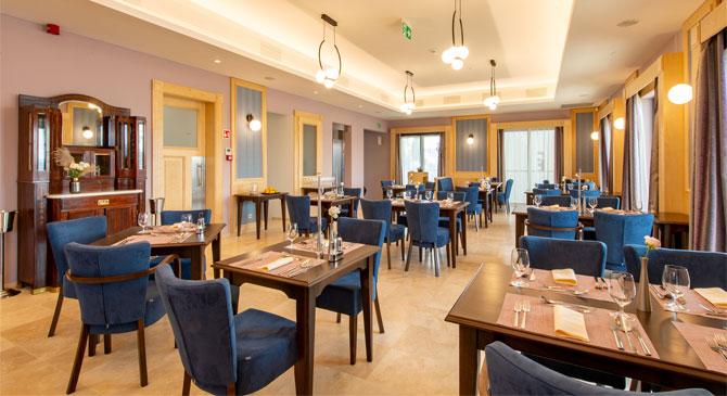 Éttermet nyitott egy szállodalánc Esztergomban