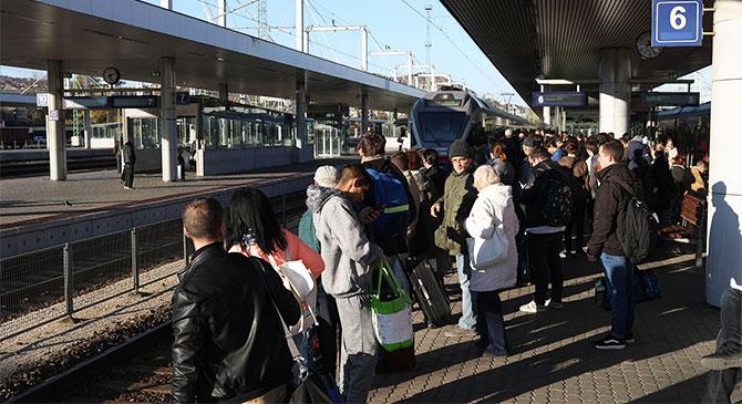 Akár négymillió utas is lehet az év végére az esztergomi vonalon
