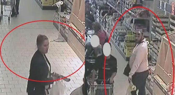 A rendőrök a lakosság segítségét kérik egy esztergomi lopással kapcsolatban!