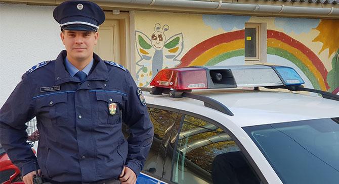Interjú Boglár Zoltán törzsőrmesterrel