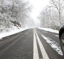 A megváltozó időjárási körülményekre hívja fel a figyelmet a rendőrség