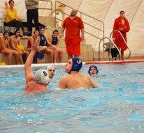 Vízilabda bajnoki forduló Dorogon