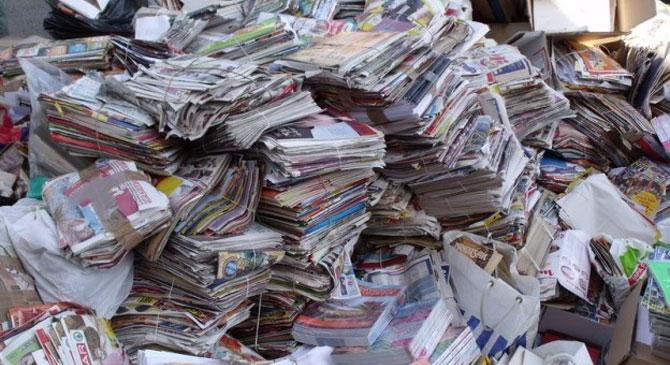 Papírgyűjtést szervez a dorogi gimnázium