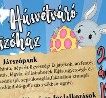 Húsvétváró Játszóház Táton