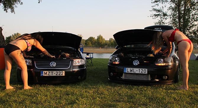 VW konszern találkozót szerveznek a palán